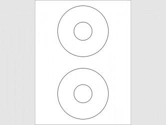 """Étiquettes de disque - 4 1/2"""""""
