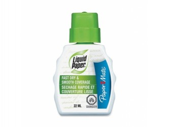 Liquid Paper White Correction Fluid