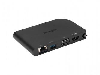 Concentrateur et chargeur à 4 ports USB de Kensington