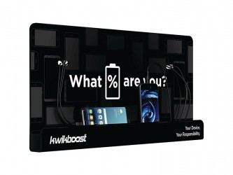 KwikBoost Basic Wall-Mount Charging Station