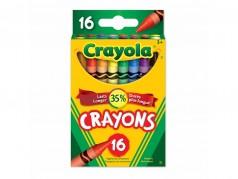 Crayons de cire de Crayola - Taille Standard - Boîte de 16