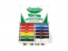 Crayons de couleur en bois de Crayola - Boîte de 240