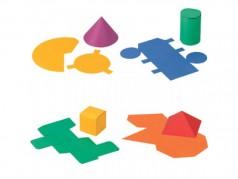 Ellison SureCut Die Set - 3-D Geometrics