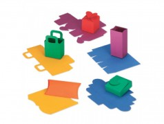 Ensemble de gabarits SureCut de Ellison - Bags and Boxes