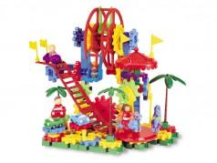 Gears! Gears! Gears! Motorized Building Set - Dizzy Fun Land