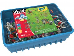 Trousse de construction STIAM de K'NEX