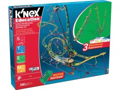 Trousse de construction K'NEX - Exploration: Montagnes russes