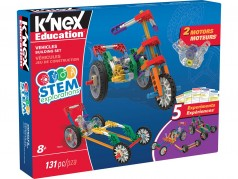 K'NEX Vehicles Building Set
