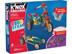 Trousse de construction de véhicules K'NEX