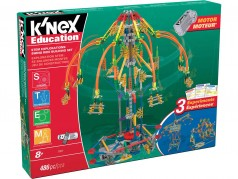 Trousse de construction K'NEX - Exploration: Chaises volantes