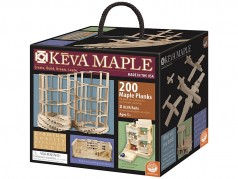 KEVA Maple Plank Set