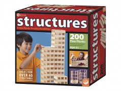 Trousse de construction Structures de KEVA