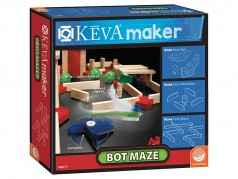 KEVA Maker Bot Maze Building Set