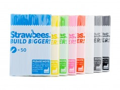 Pailles Strawbees