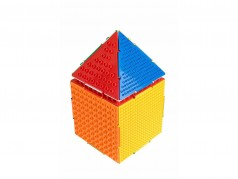 Strictly Briks The Cube & Pyramid Brik Set