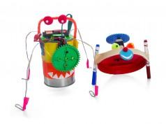 Trousse d'activité de TeacherGeek - Wiggle-Bots Super
