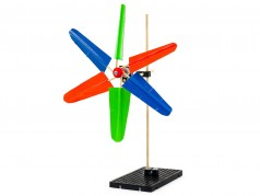Trousse d'activité de TeacherGeek - Mini Wind Turbine