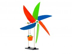 Trousse d'activité de TeacherGeek - Wind Lift, Wind Turbine