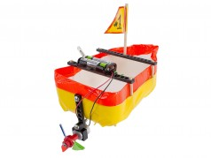 Trousse d'activité de TeacherGeek - Build-A-Boat
