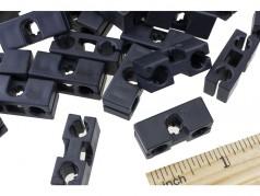 TeacherGeek Bulk Components: Perpendicular Blocks