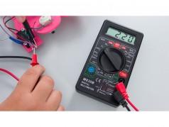 TeacherGeek Tools: Digital Multimeter