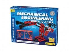 Trousse d'activités d'ingénierie mécanique: Bras robotique