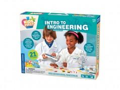 Trousse d'activités Kids First: Introduction à l'ingénierie