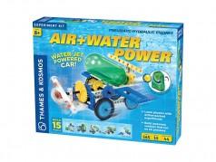 Trousse d'activités: Puissance de l'air et de l'eau