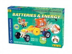 Trousse d'activités: Piles et énergie