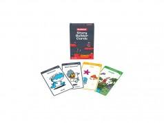 Paquet de cartes d'idées Bloxels