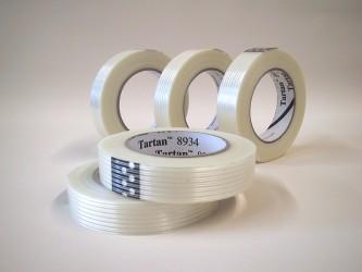 Ruban à filaments de fibre de verre Tartan 8934