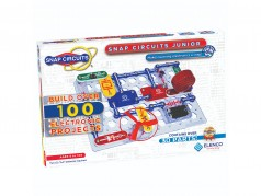Snap Circuits Junior Electronic Project Kit
