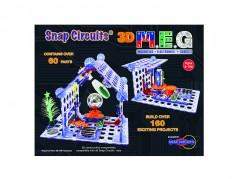 Trousse de projets Snap Circuits 3D M.E.G