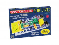 Snap Circuits Sound Project Kit