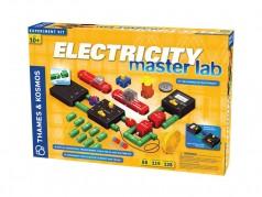 Trousse d'activités sur l'électricité: Electricity Master Lab