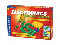 Trousse d'activités électronique: Circuits pour débutants