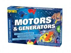 Motors and Generators Experiment Kit