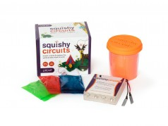 Trousse de base Squishy Circuits