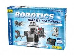 Trousse d'activités de robotique: Machines intelligentes