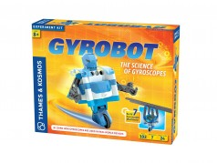 Trousse d'activités de robotique: Gyrobot