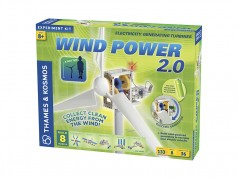 Wind Power 2.0 Experiment Kit