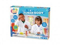 Trousse d'activités Kids First: Le corps humain