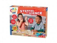 Trousse d'activités Kids First: Premiers pas dans la science