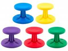 Kore Antimicrobial Kids Wobble Stool - 25 cm