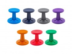 Kore Antimicrobial Kids Wobble Stool - 31 cm