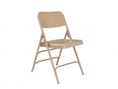 National Public Seating Steel Folding Chair - 300 Series