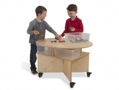 Table mobile de collaboration de Whitney Brothers