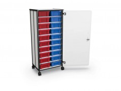 MooreCo Mobile Storage Cart