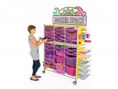 TeacherGeek Maker Cart 2.0
