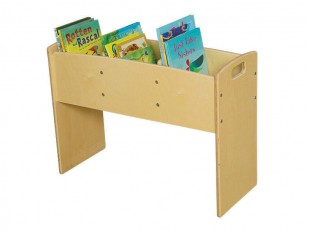 Bac à livres Contender de Wood Designs
